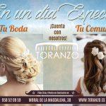 bodas y comuniones toranzo peluqueros